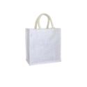 Jute Bag – White