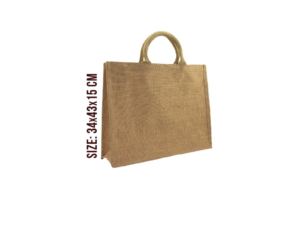Jute Bag - Natural Big