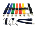 Buckle Lanyards – 20mm