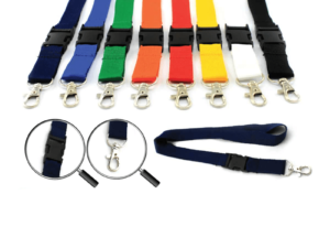 Buckle Lanyards - 20mm
