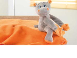 Hippo Blanket