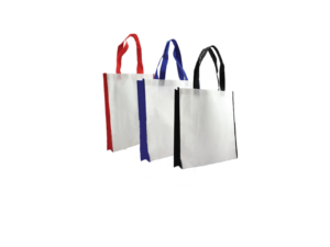 Non Woven Bags With Colored Gazzette