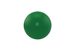 Round Green Stress Ball