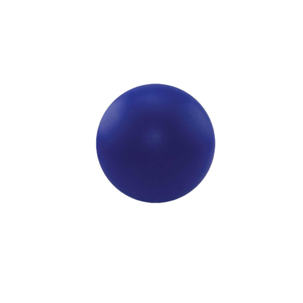 Round Blue Stress Ball