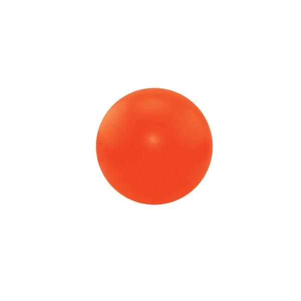 Round Orange Stress Ball
