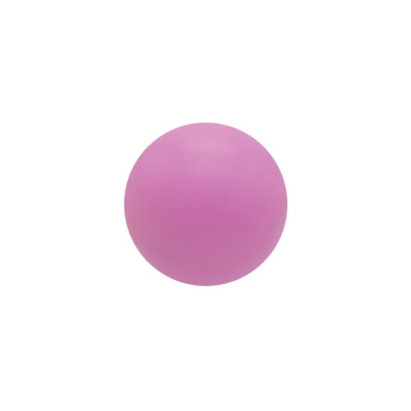 Round Pink Stress Ball