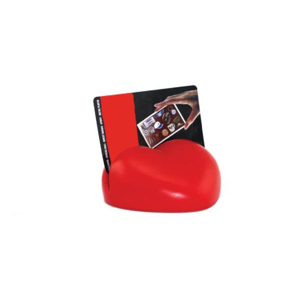 Heart Shape Card Holder