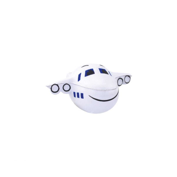 Aeroplane Shape Stress Ball