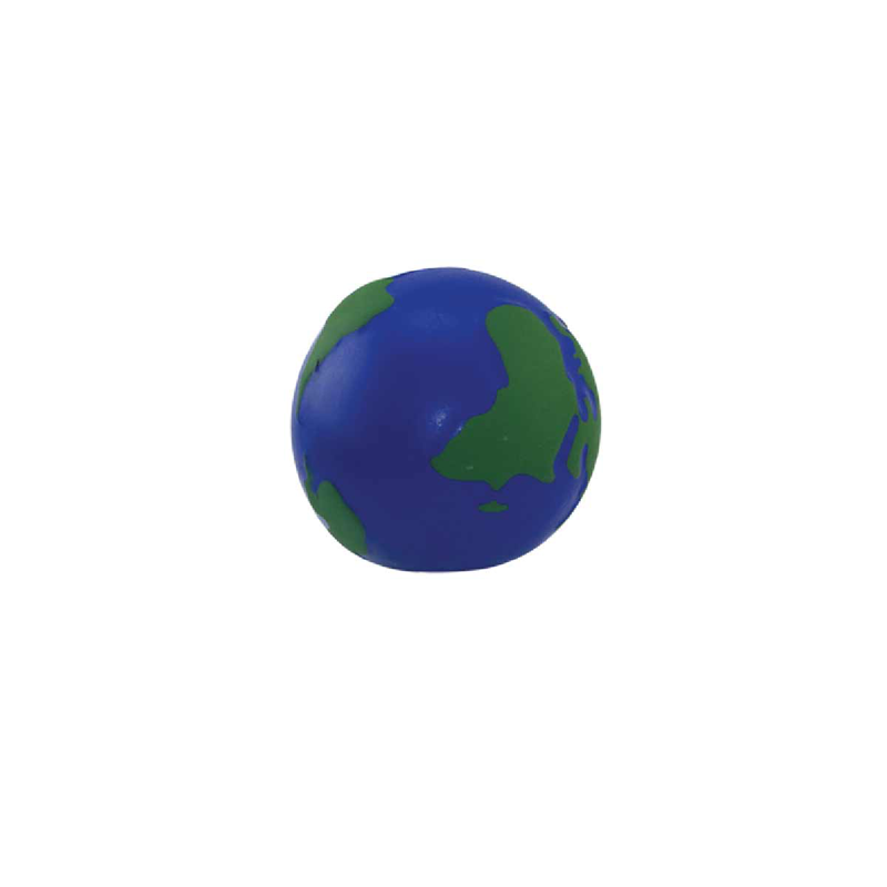 Globe Shape Stress Ball