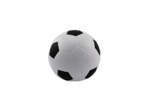 Football Shape Stress Ball