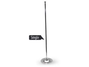 Standard Single Flag Stand