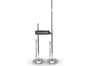 Extendable Flag Stand