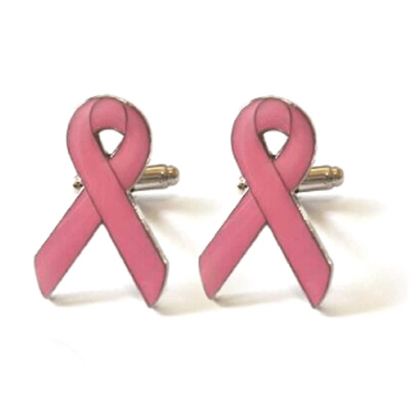 Breast Cancer Cufflink