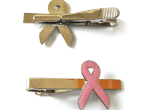 Breast Cancer Tie Pins