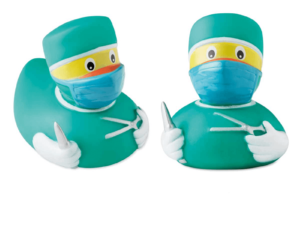 Doctor Duck