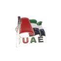 UAE Flag Badge