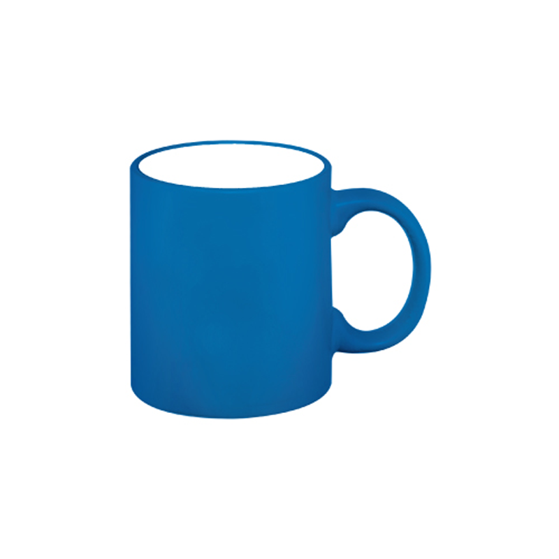 Color Changing Mugs Blue - Matt finish