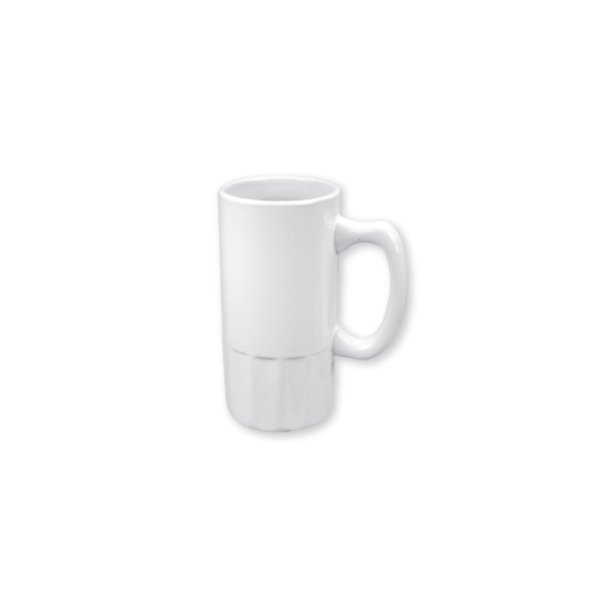 Sublimation Beer Mugs White