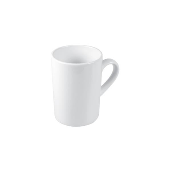 Straight Edge Sublimation Mugs White