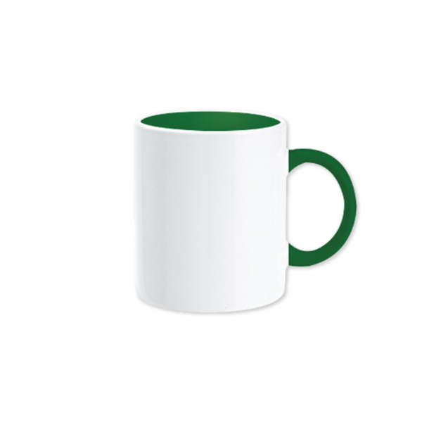Promotional Mugs - Green