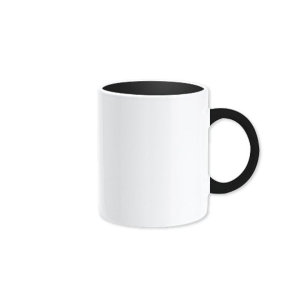 Promotional Mugs - Black