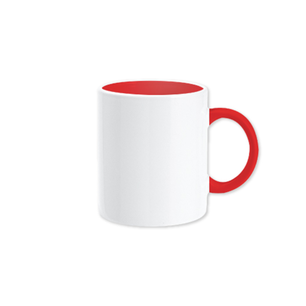 Promotional Mugs - Red