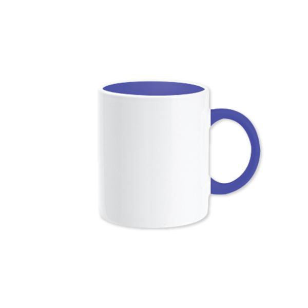 Promotional Mugs - Blue