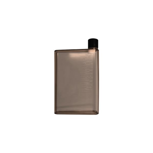 Notebook Bottles Transparent Smoky Black