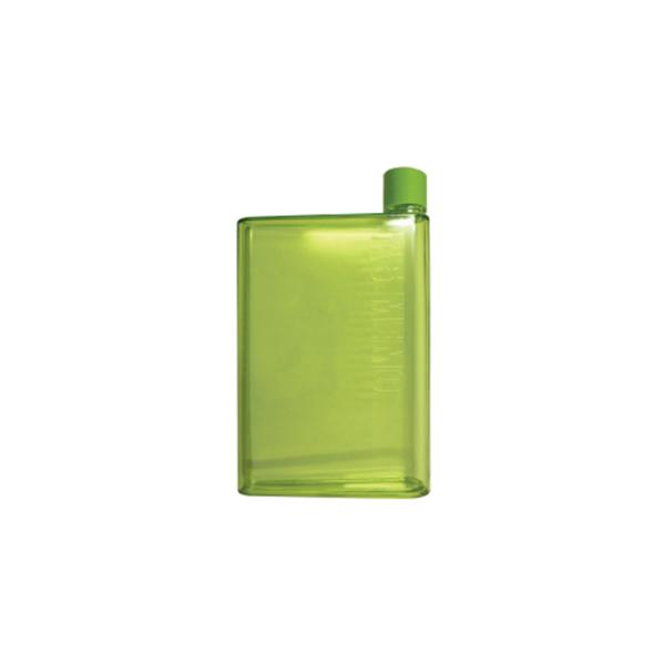 Notebook Bottles Transparent Green