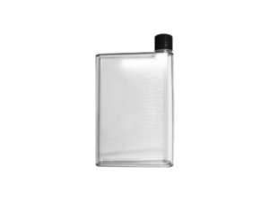 Notebook Bottles Clear Transparent
