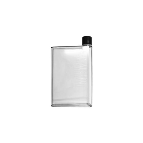 Notebook Bottles Clear Transparent