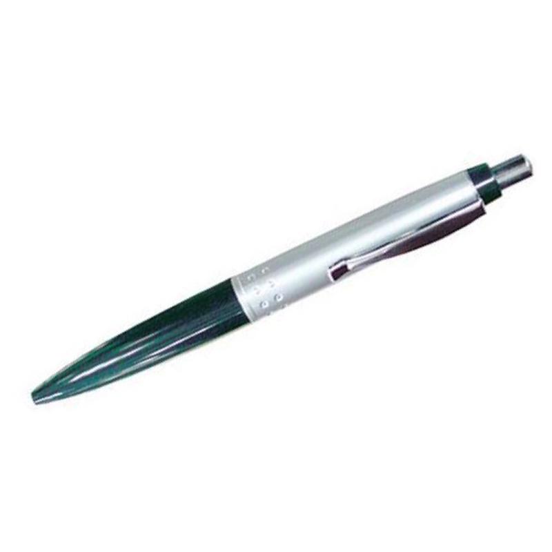 Branded Plastic Pens - Green