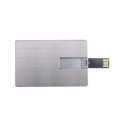 Aluminum Card Shape USB Flash Drives