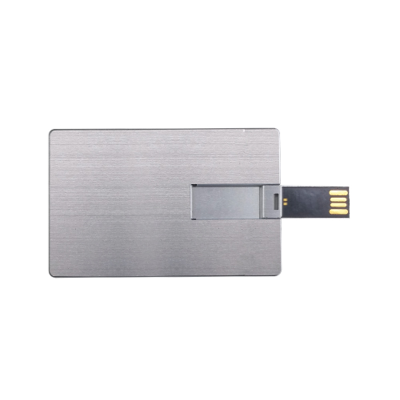 Aluminum Card Shape USB Flash Drives