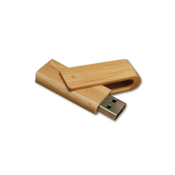 Bamboo USB Flash Drives 4GB