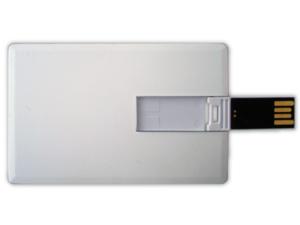 Card Shaped USB Flash Drives 4GB