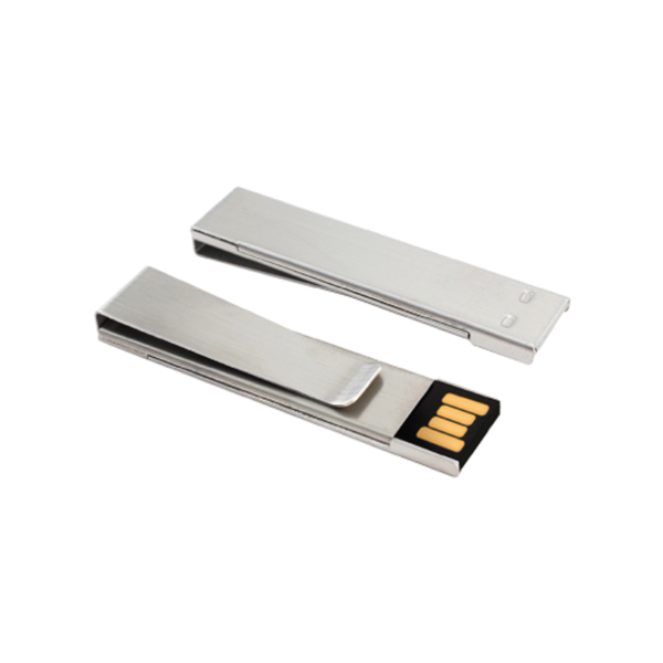 USB Flash Drives with Metal Clip