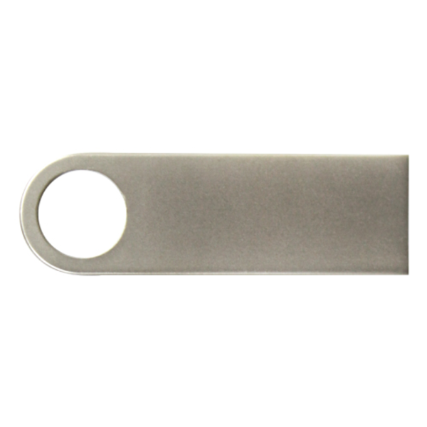 Silver Metal USB Flash Drives