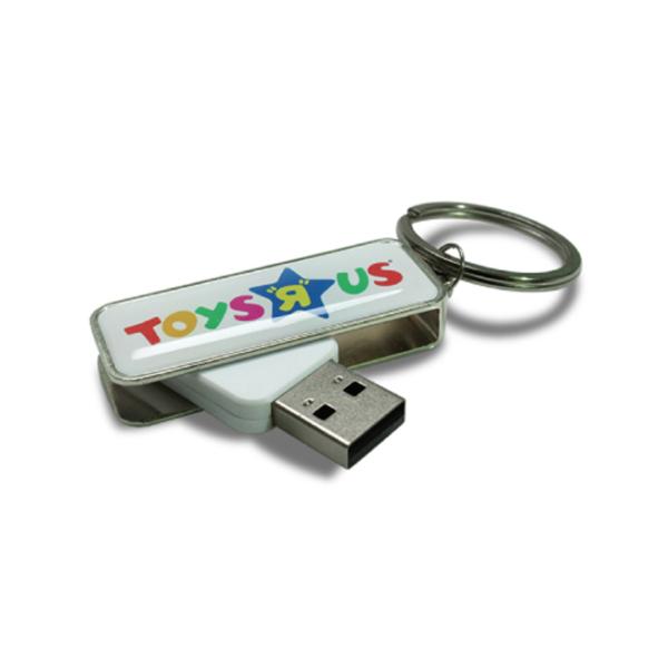 USB Flash Drives Keychain - 4GB