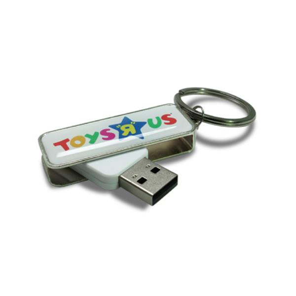 USB Flash Drives Keychain - 8GB