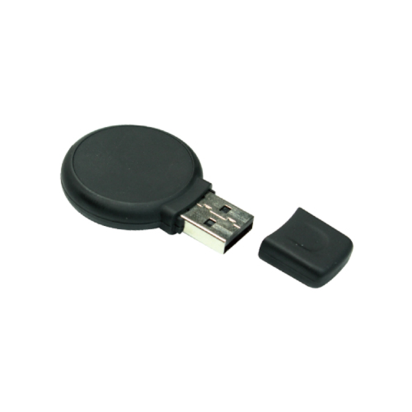 USB Flash Drives Round Shape 4GB