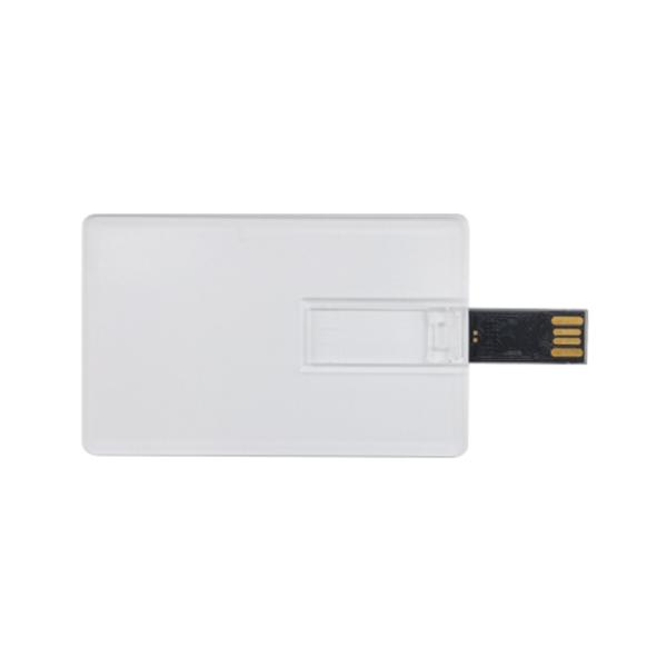 Transparent Card USB Flash Drives