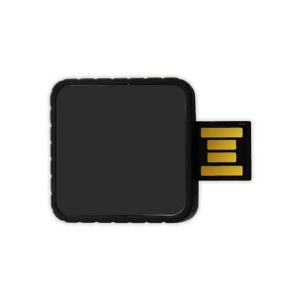 Twister USB Flash Drives - Black Color