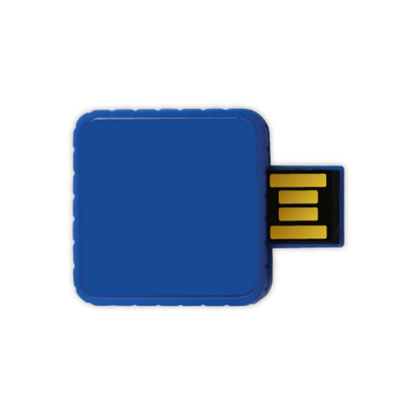 Twister USB Flash Drives - Blue Color
