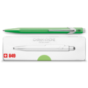 849 Fluorescent Green Ballpoint Pen ( with Box )