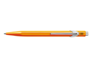849 Fluorescent Orange Ballpoint Pen ( without Box )