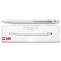 849 White Ballpoint Pen ( with Box )