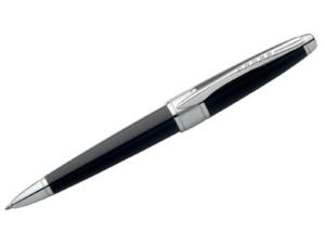 Apogee - Black Ballpoint Pen