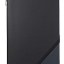 Black & Navy Blue Medium Jotzone Journal with Pen