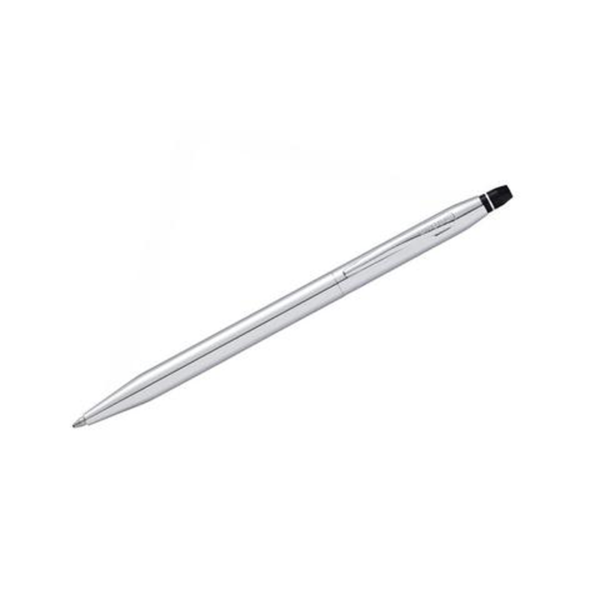 Click Chrome Ballpoint Pen